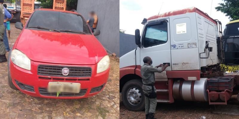 Dez homens são presos após tentarem arrombar depósito no Norte do Piauí