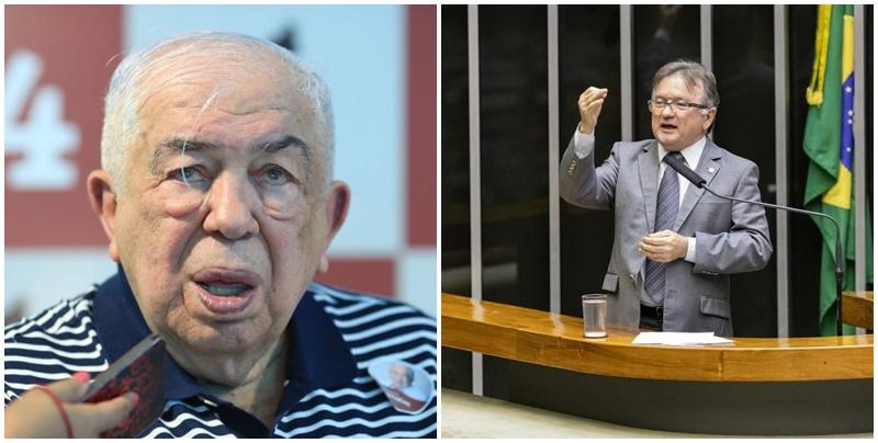 Merlong agora é titular, mas quem volta à Câmara dos Deputados é o suplente Paes Landim