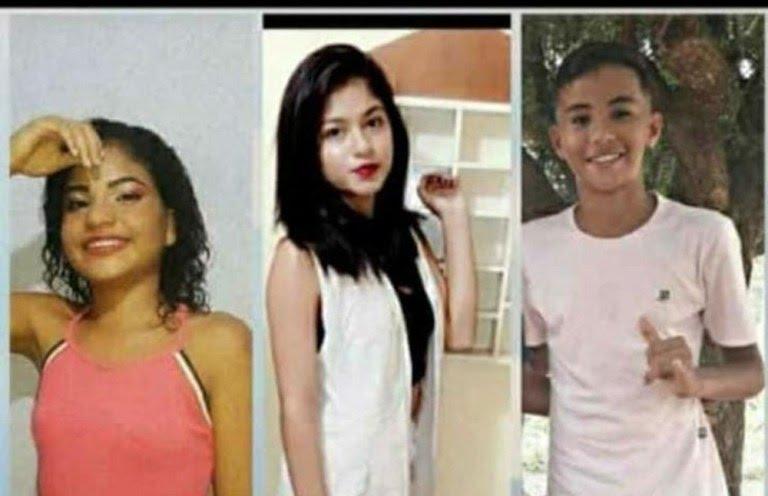 Três adolescentes morrem afogadas no Rio Parnaíba