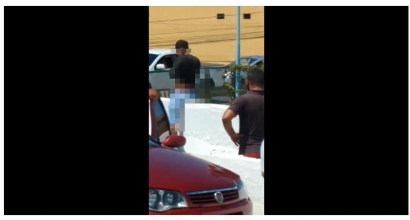 Homem tenta se jogar da ponte por não ter condições de comprar comida para os filhos no MA