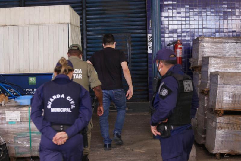 Mais de 10 estabelecimentos são autuados por descumprirem decreto em Teresina