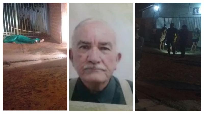 Vídeo mostra empresário sendo morto em assalto no bairro Lourival Parente em Teresina