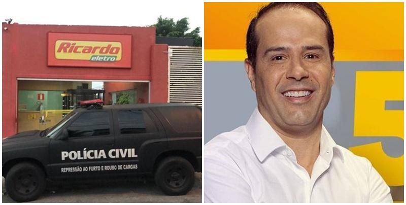 Fundador da Ricardo Eletro é preso em operação por sonegação fiscal