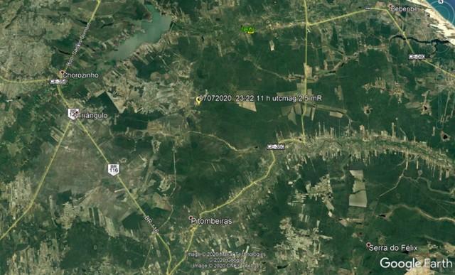 Tremor de terra surpreende moradores em cidade no Nordeste