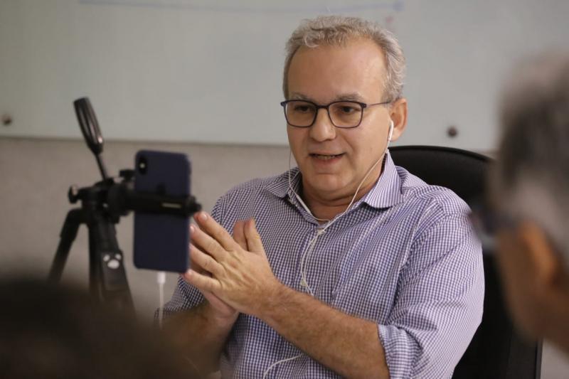 Firmino Filho adia reabertura de setores econômicos em Teresina após aglomeração no centro