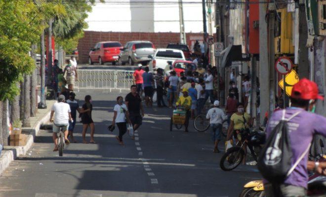 Índice de transmissão do novo coronavírus apresenta queda em Campo Maior,  aponta pesquisa
