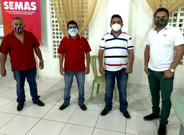 Prefeitura de Campo Maior começa a cadastra profissionais da cultura para o auxilio emergencial