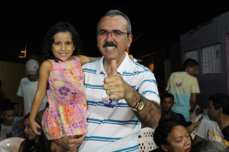 Jaconias Moraes mantém firme a pré-candidatura à prefeitura de Timon