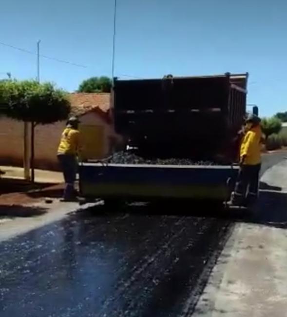 Obra de pavimentação asfáltica da BR 316 a Chapada do Mocambo é iniciada