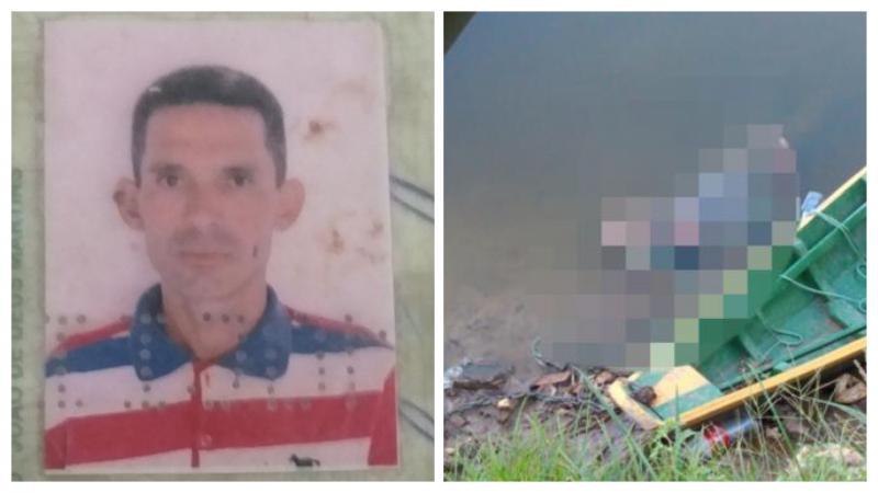 Polícia identifica corpo de homem encontrado no Rio Poti em Teresina