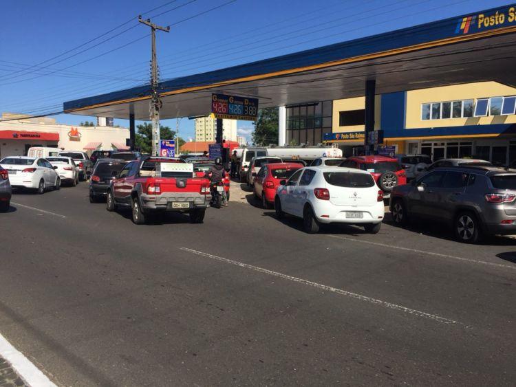 Horário de funcionamento de postos de gasolina é ampliado às sextas-feiras em Teresina