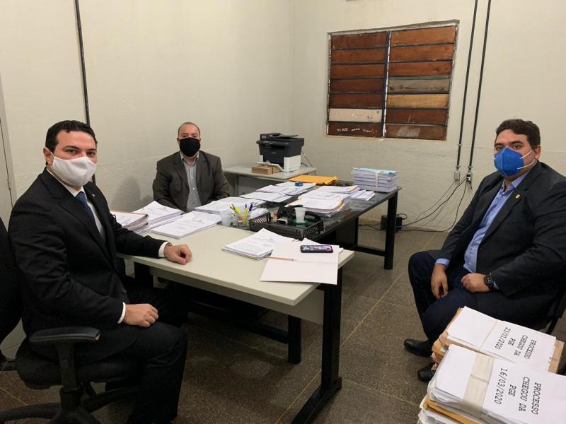 OAB PI representa delegado e agentes da GRECO que prenderam Advogado por engano