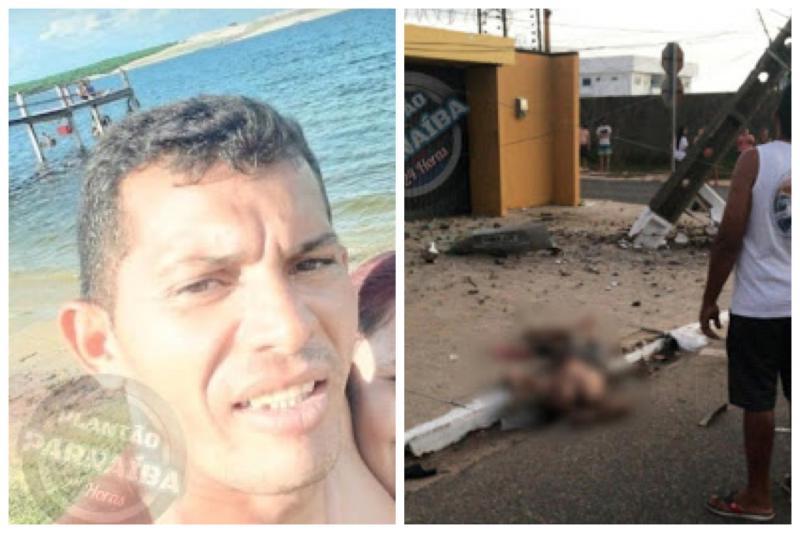 Motorista morre após ser sacado de carro em grave acidente no Litoral do Piauí