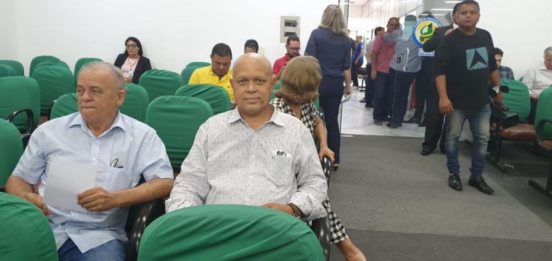 Prefeito de Pau D'arco do PI participa de reunião na APPM