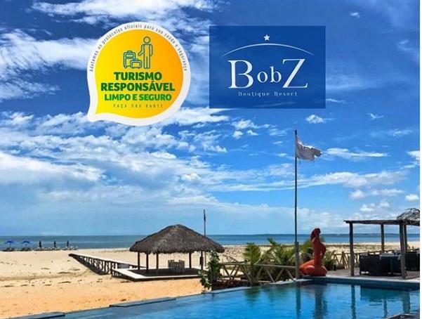 BobZ Boutique Resort vai retomar suas atividades dia 17 e vai disponibilizar testes de covid-19