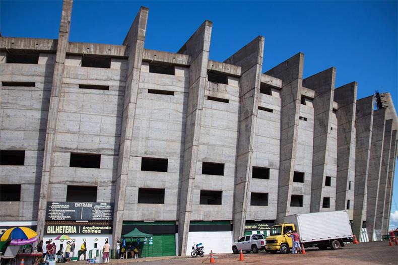 Jogo entre Altos e Vasco terá divisão de torcidas no Albertão; portões abrem 18h