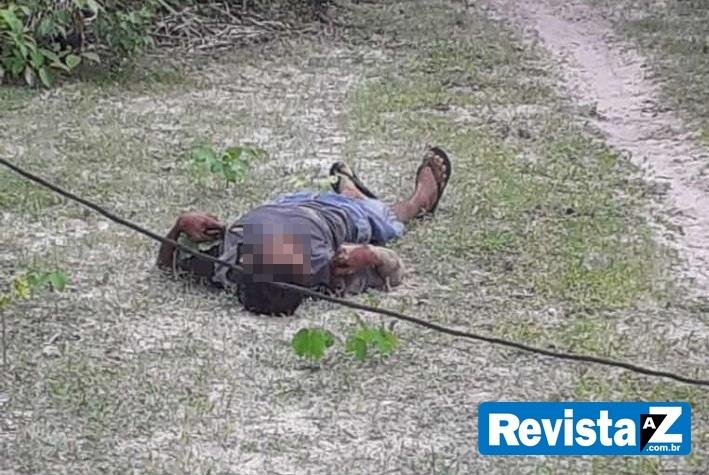Homem é assassinado com tiro de espingarda no Norte do Piauí