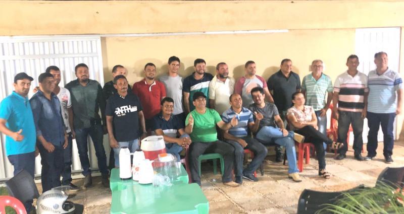 Eleições 2020/Zé Carlos Reúne seu Grupo político & demostra União em Sua Base