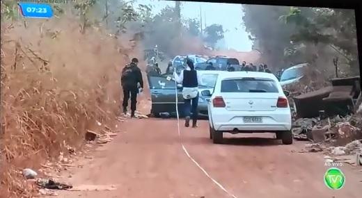 Seis bandidos morrem durante troca de tiros em confronto com o Bope