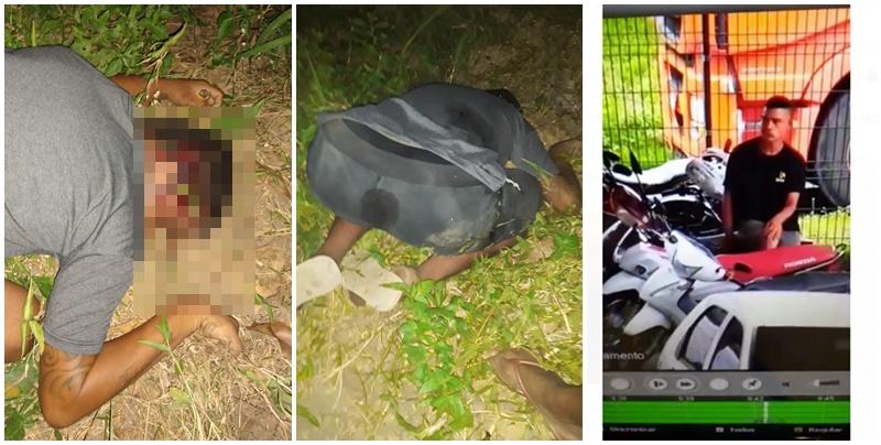 Assaltante flagrado roubando módulo de motocicleta no atacadão é morto em Teresina