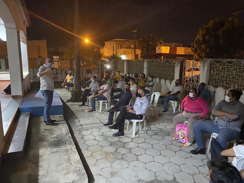 Valter Alencar reúne grupo de pré-candidatos e define estratégias para eleições de 2020