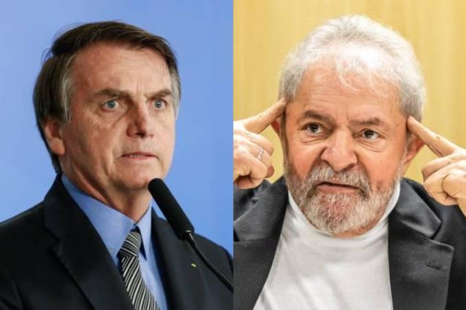 Em Maceió, o poder eleitoral de Lula some diante de Bolsonaro
