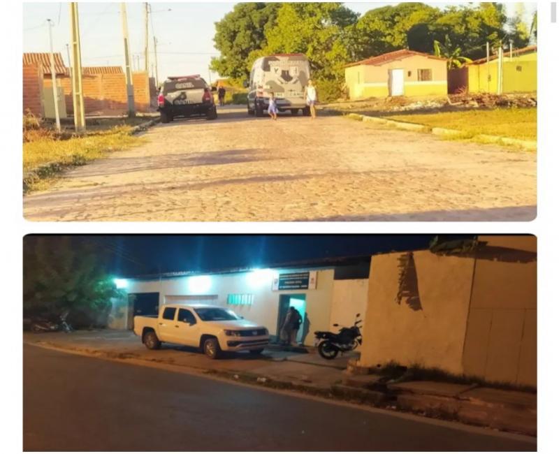 Divisões Especiais das Polícias Civil e Militar realizam operação na Vila Nova Conquista