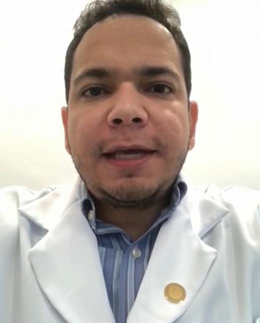 Dr. Rafael Alvarenga apoia a pré-candidatura de Remildo Fonseca a prefeitura de Parnarama