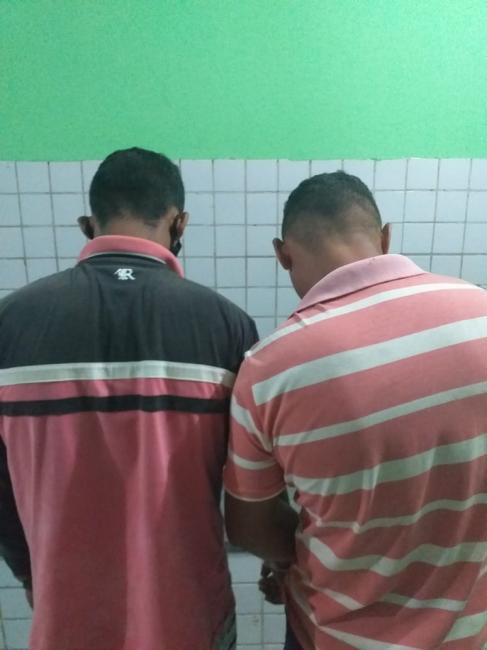 Dupla é presa após perseguição policial em Teresina