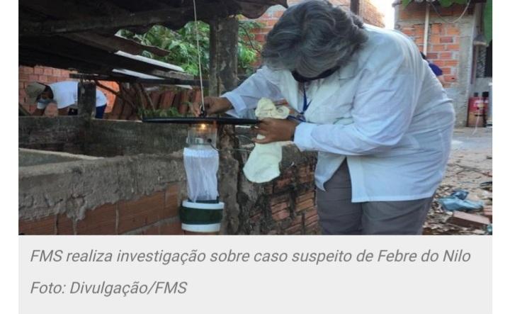 Morador do bairro Mafrense é diagnosticado com Febre do Nilo e FMS abre investigação