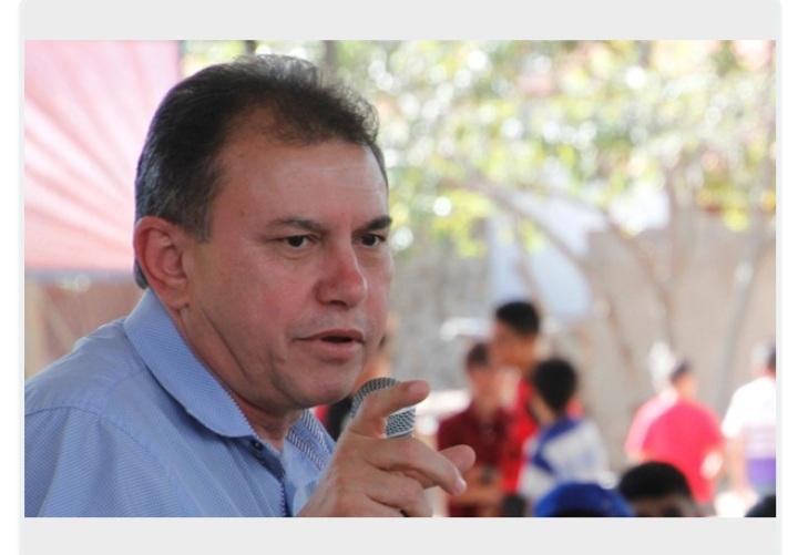 Zé Barros Ex -prefeito de União pelo PT é condenado por movimentação  irregular de recursos.