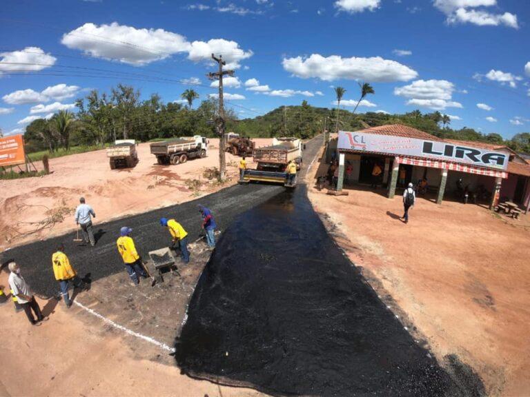 População de Altos agradece prefeita Patrícia Leal pelo maior programa de pavimentação da cidade