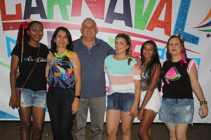 Carnaval da Saúde foi um grande sucesso.