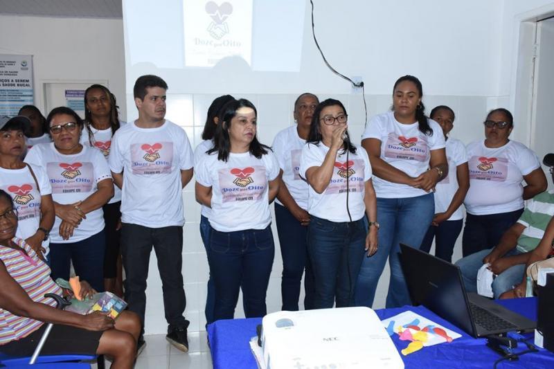 Amarante: Prefeitura cria projeto  'Doze por oito'