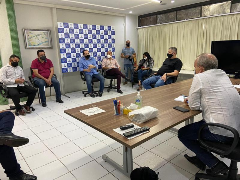 'Pequenos eventos' poderão ser realizador a partir de 8 de setembro em Teresina