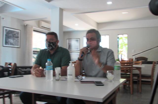 Edwaldo Viana fecha aliança com Júnior Nobre na disputa pela prefeitura de Picos