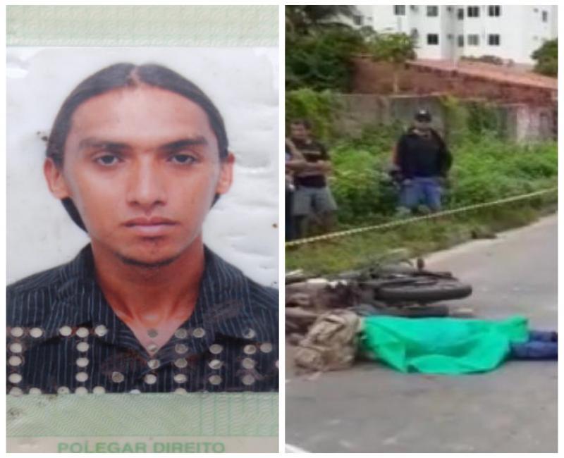 Músico morre durante colisão frontal entre duas motocicletas em Teresina