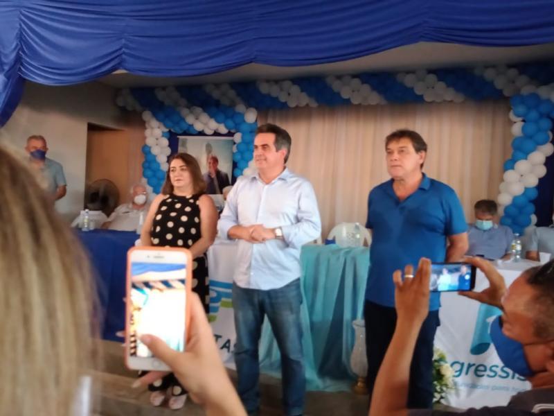 Gustavo Medeiros e Orcivane Coelho tem candidaturas homologadas em União