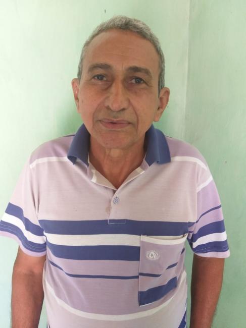 Mais um líder político de Nazária apoia a pré-candidatura de Ubaldo Nogueira