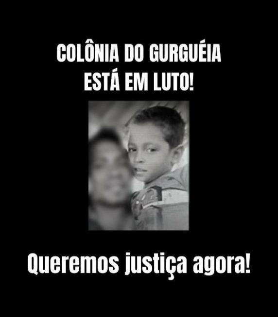 Criança é encontrada amordaçada e com pescoço degolado no Piauí