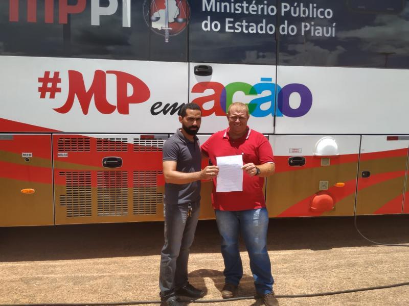 Vereadores de Cristalândia denunciam Equatorial Piauí ao PROCON
