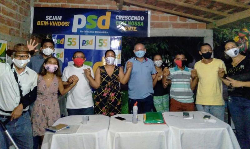 Wilton Matos vai apoiar candidatura de Camila Barbosa em Lagoa do Piauí