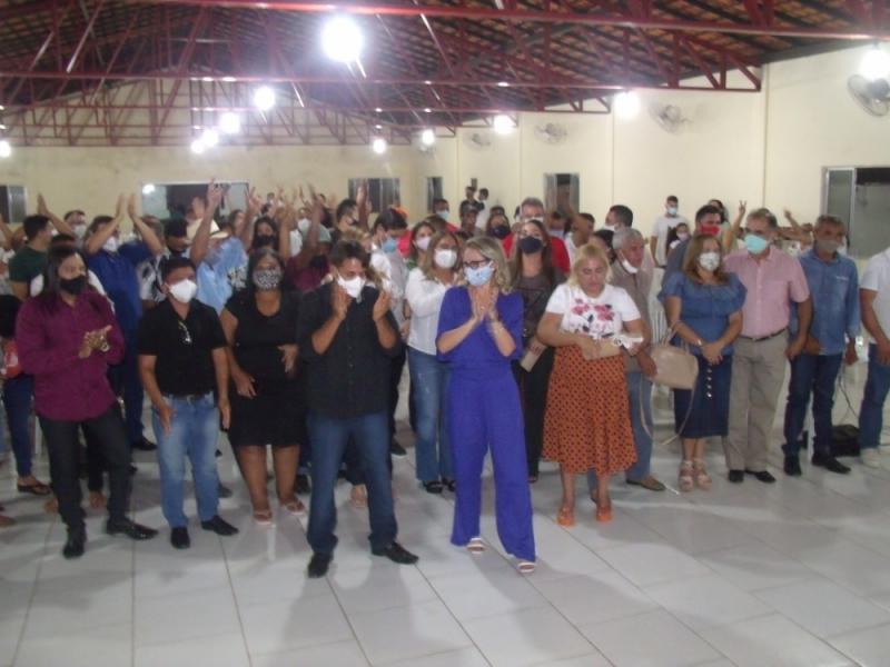 PL homologa candidatura de Dra. Rosângela à prefeita em São Pedro do Piauí