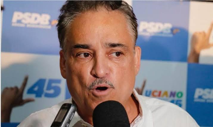 Robert Rios é internado com pneumonia em decorrência da Covid-19