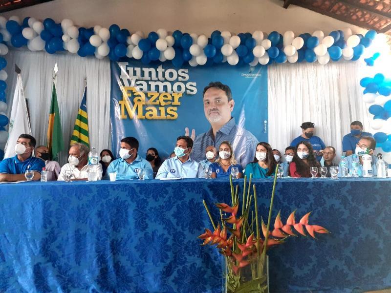 Progressistas de Cristalândia confirma Ariano Messias e Cleiton como candidatos a prefeito e Vice.