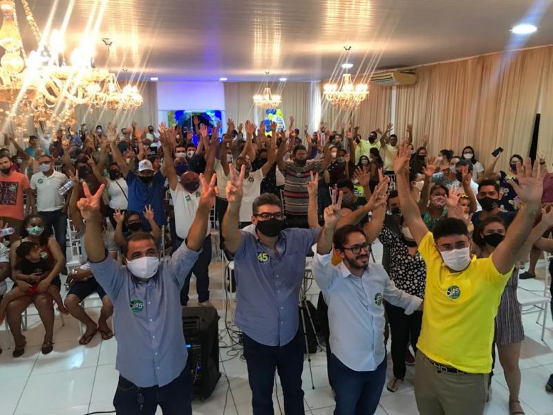 PSDB homologa candidatura de Wilson e Leandro Paixão em Campo Maior