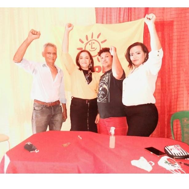 Professora Antônia de Maria e Klebe janio Pereira são Homologados pelo PSOL a  pré-candidatos à Pref