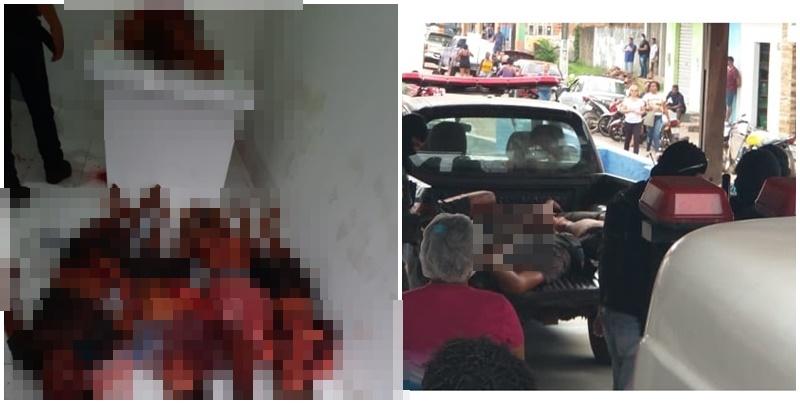 Cinco membros de facção morrem em confronto com a Polícia Militar