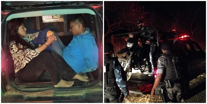 Após arrastão, vítimas perseguem e atropelam bandidos na BR-316