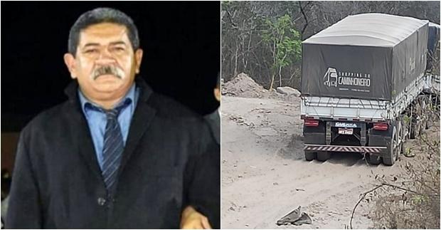 Caminhoneiro piauiense morre atropelado pelo próprio veículo em acidente no Ceará